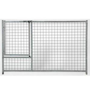 grille 5x5cm / 1.5m porte